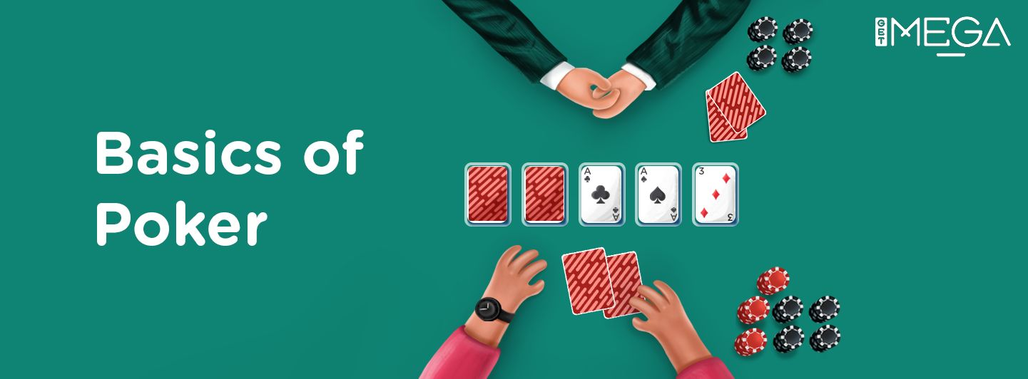The basics of poker every beginner needs to know!