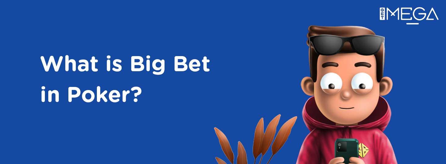 Big Bet in Poker