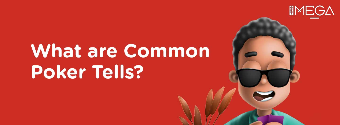 Top Common Online Poker Tells in Poker!