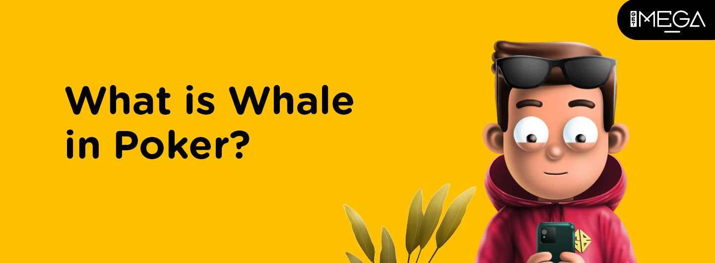 Whale in Poker