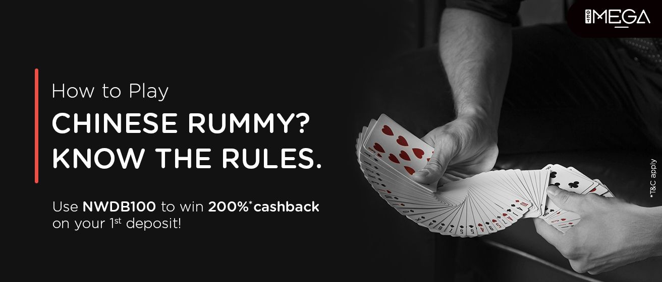Chinese Rummy - How To Play And Rules Of The Game