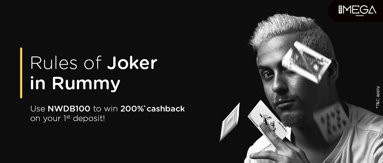 The Rules of Joker in Rummy