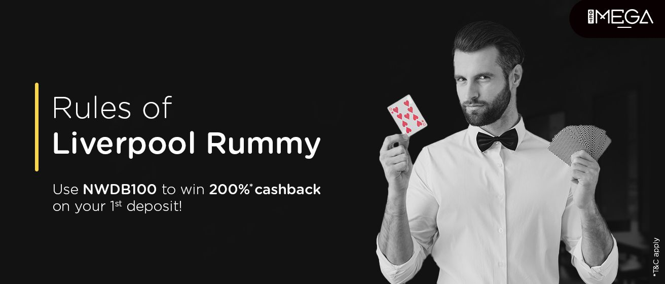Liverpool Rummy & Its Rules