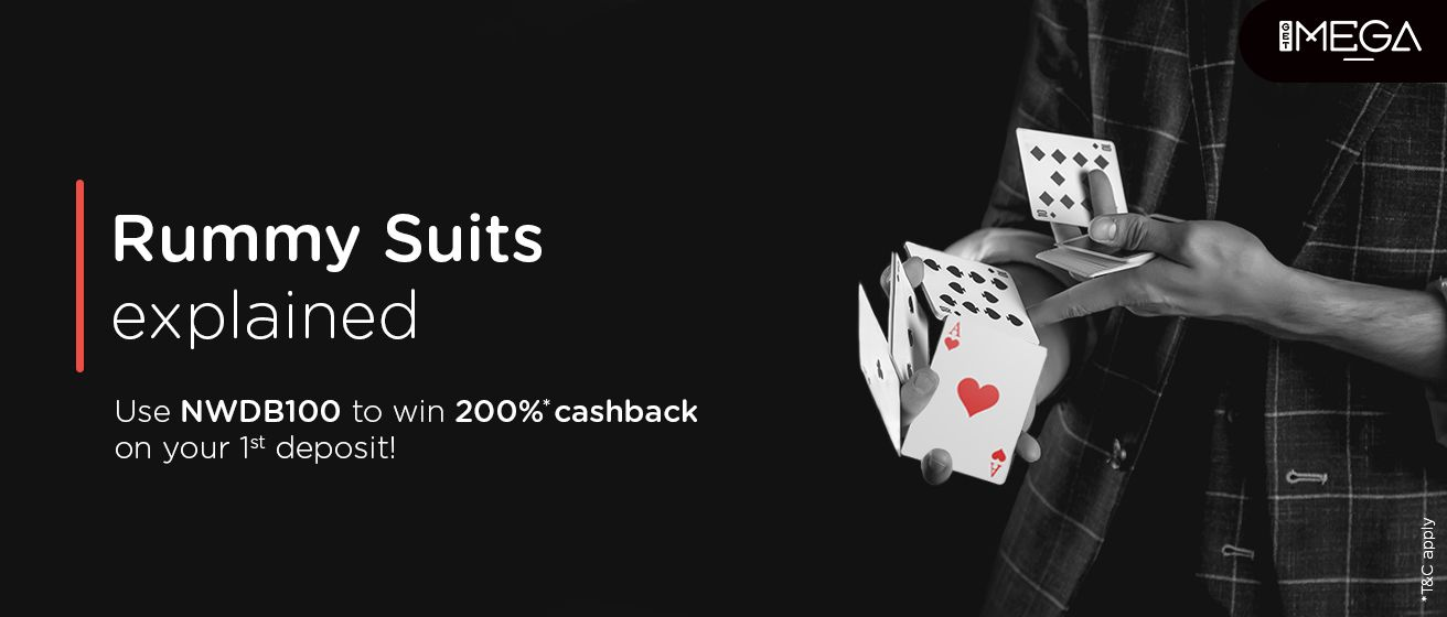 Suits In Rummy