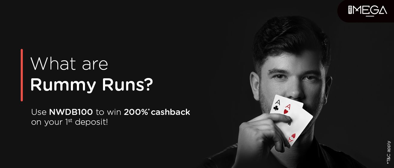 To Know About Jack, King, Run And Double Rules In Rummy!