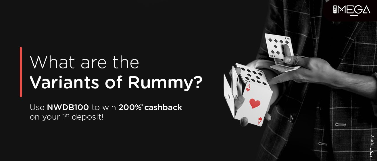 Different Types Of Rummy Games And Their Rules!