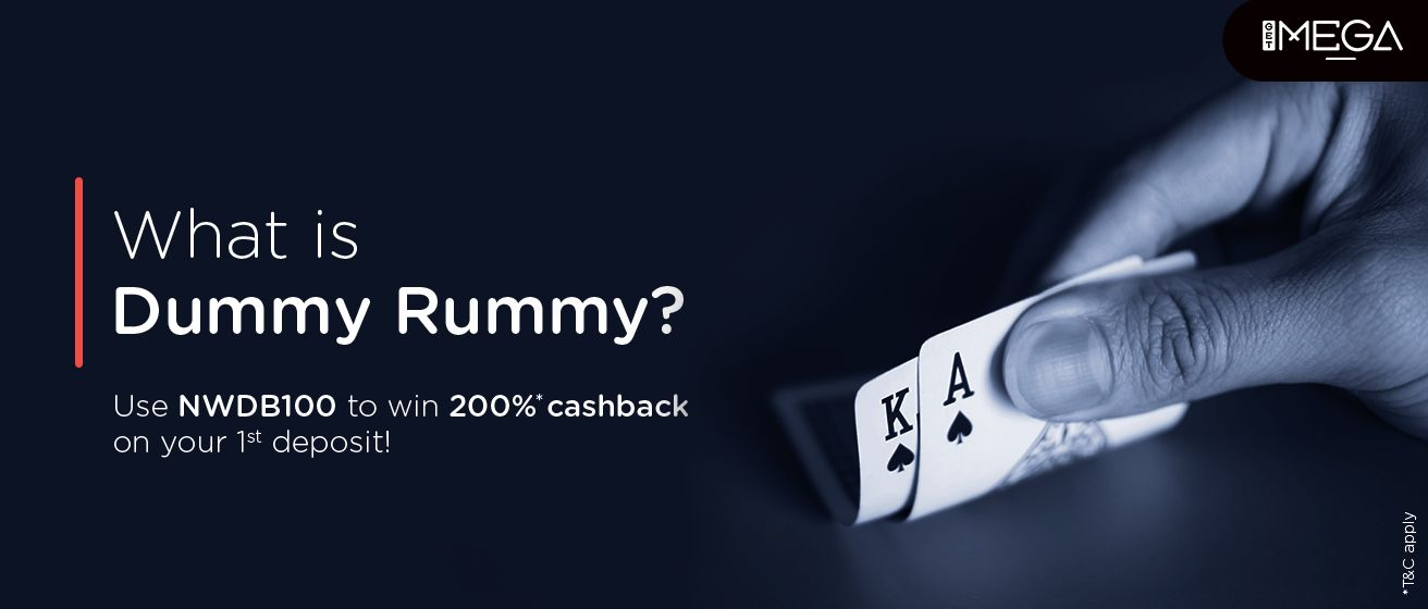 Dummy Rummy & its Rules